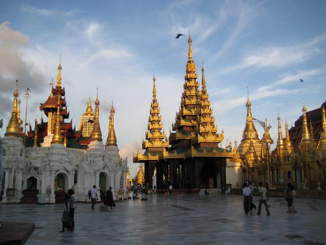 Дополнительные материалы к Бирме