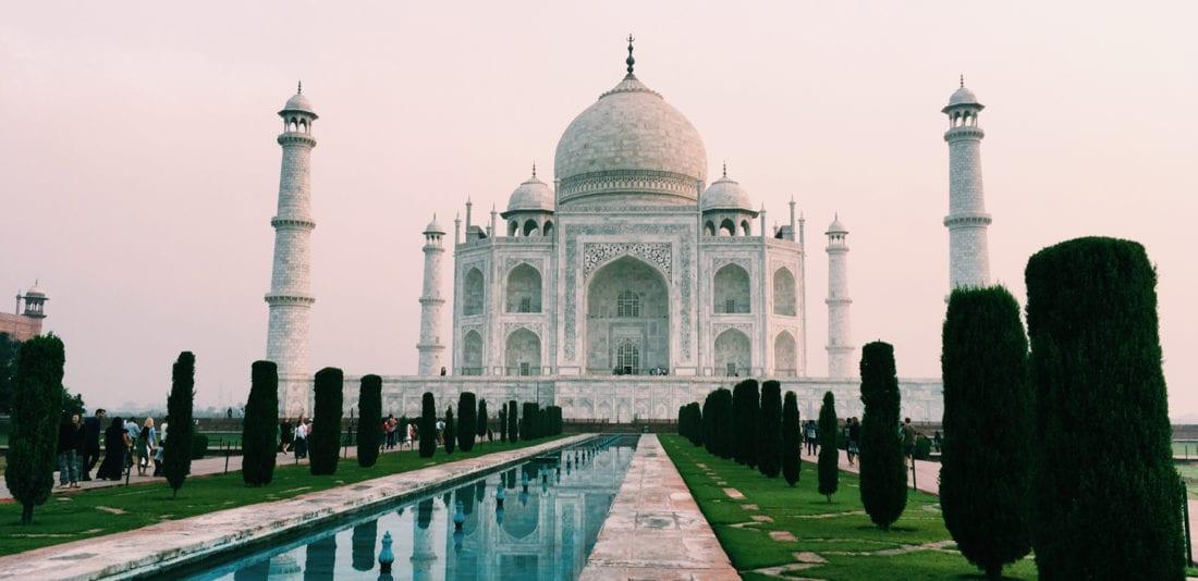 Агра, жемчужина Индии