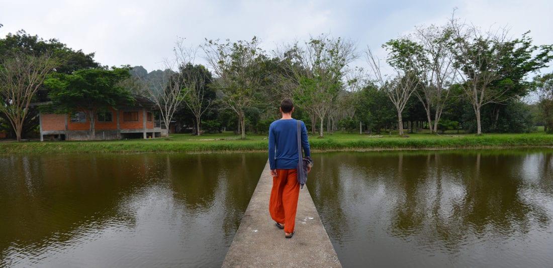 SURVIVAL ASIA TRIP: Учителя и основы учения. Монастырь Суан Мокк, Таиланд