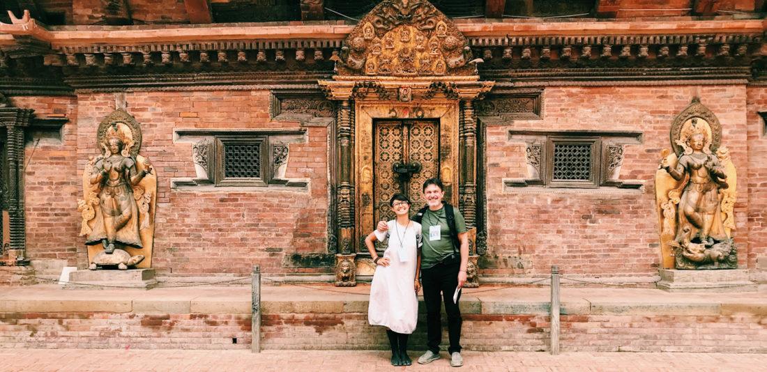 Папа в Катманду