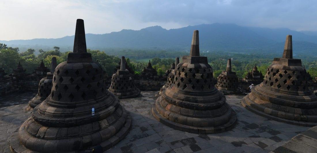 SURVIVAL ASIA TRIP: Сказки спящего храма. Боробудур, восставший из пепла