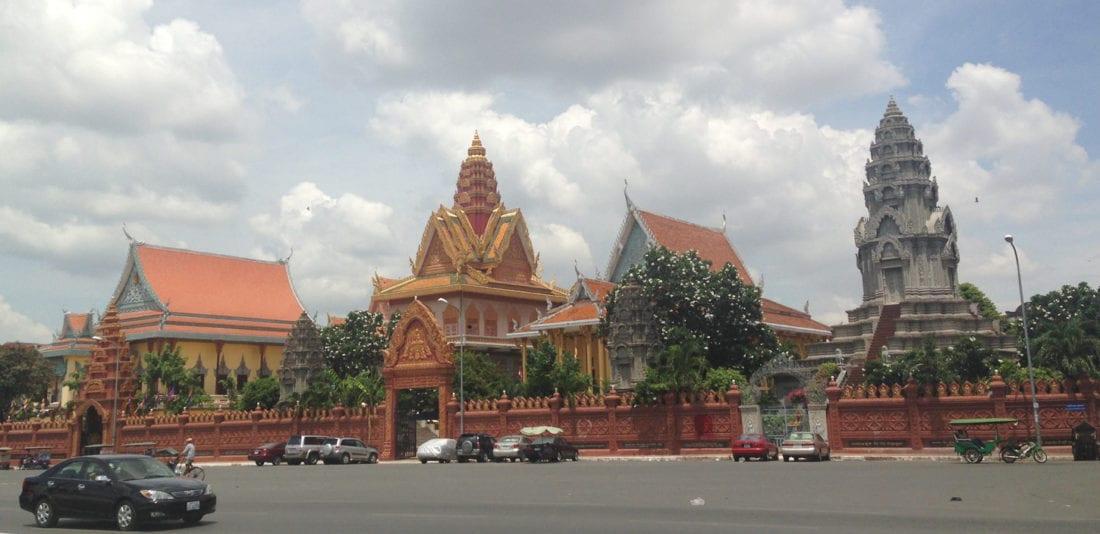 Выходные в Пном Пене, Камбоджа