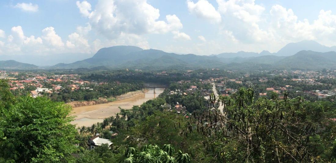 Бангкок и Вьентьян