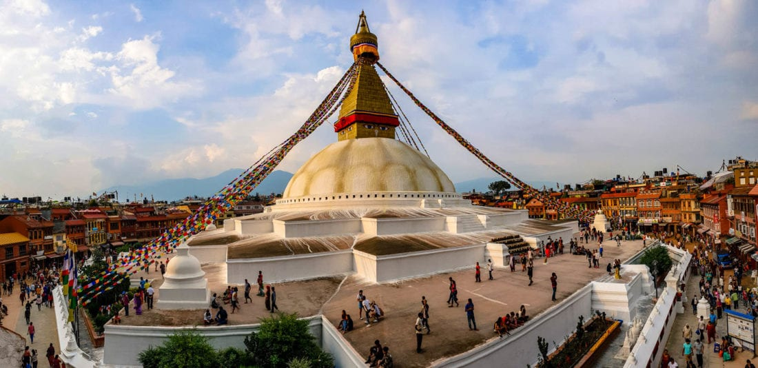 Два медовых месяца в Катманду