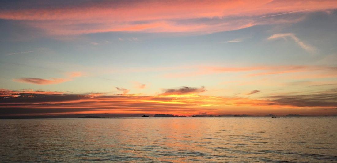 Дикое родео на острове Панган