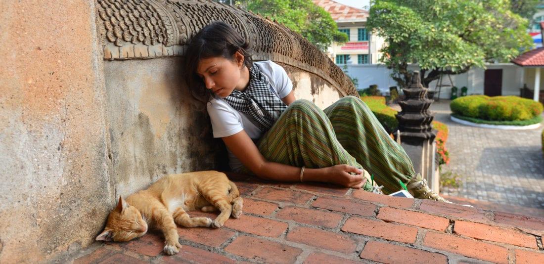 SURVIVAL ASIA TRIP: Из Лаоса в Таиланд