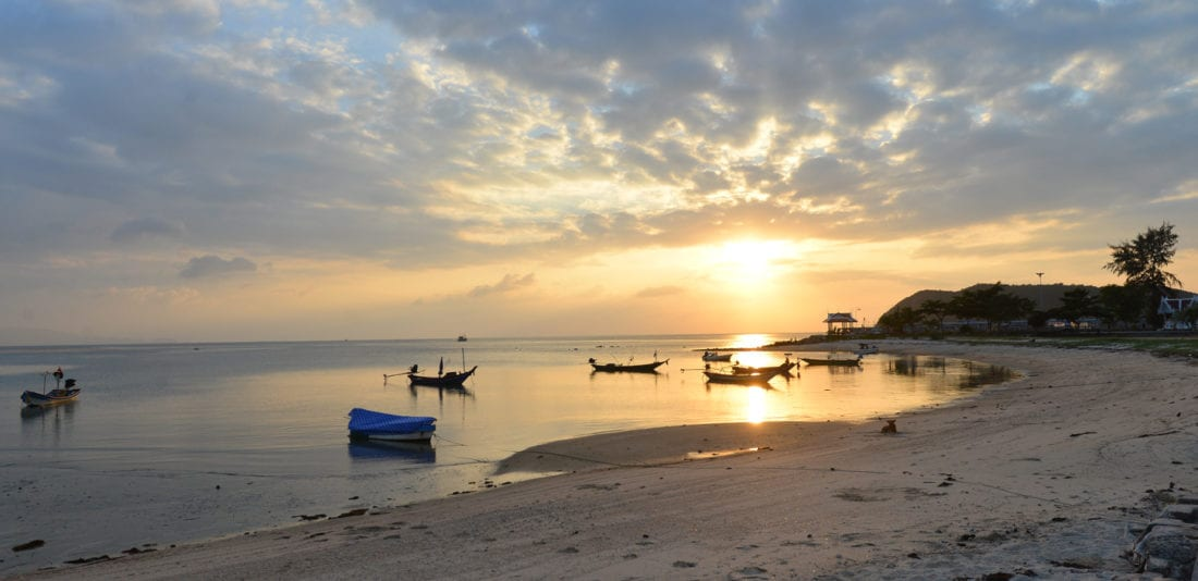 SURVIVAL ASIA TRIP: Размеренный ритм острова Панган