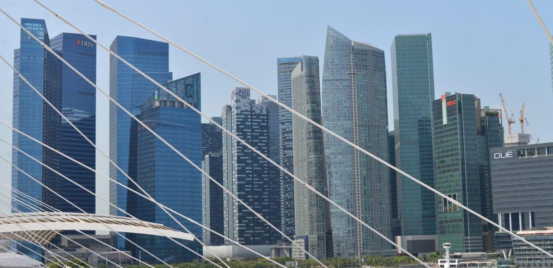 SURVIVAL ASIA TRIP: Сингапур, офисный центр размером с город