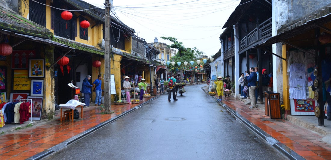 SURVIVAL ASIA TRIP: Хойан, вьетнамская Венеция